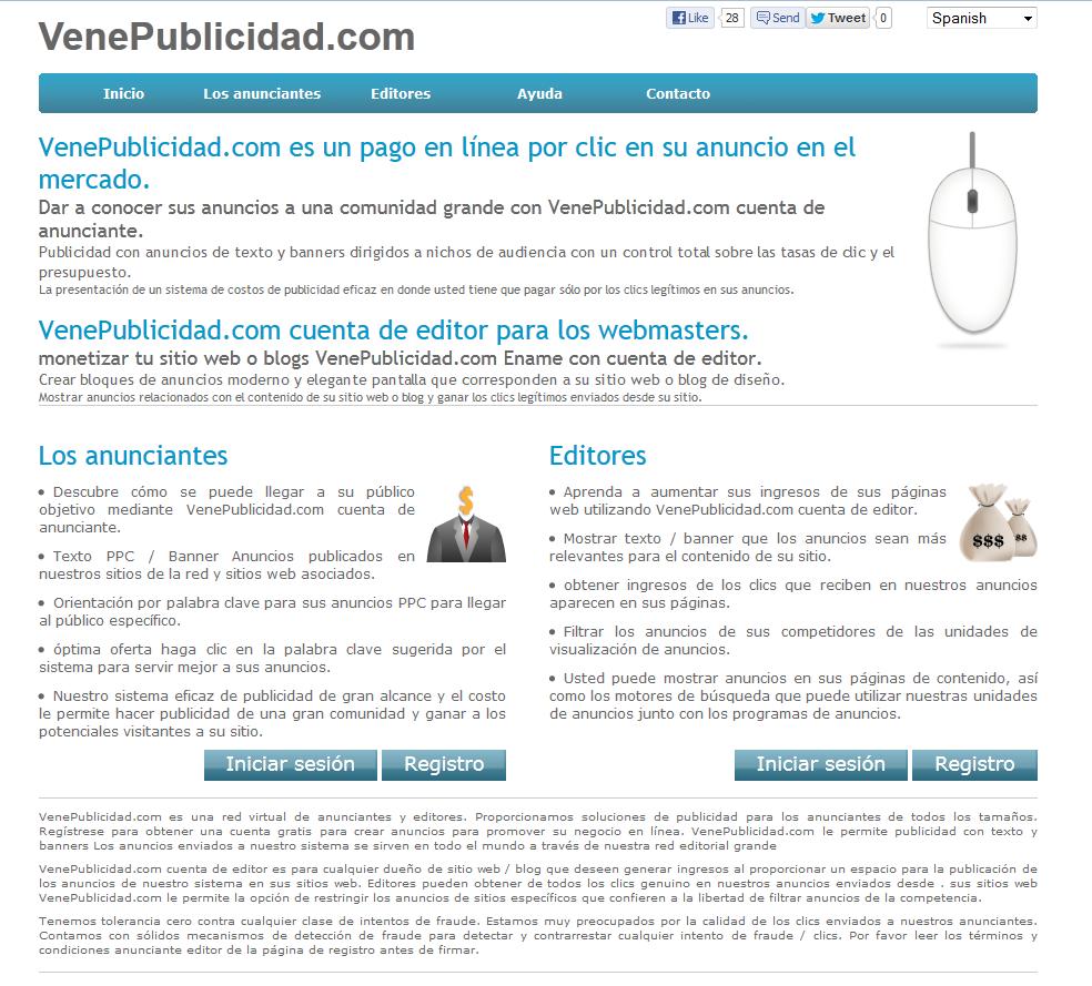 Venepublicidad.com el «AdSense» de Venezuela