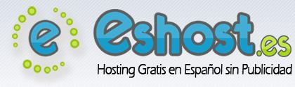 Web Hosting grátis en español (Eshost.es)